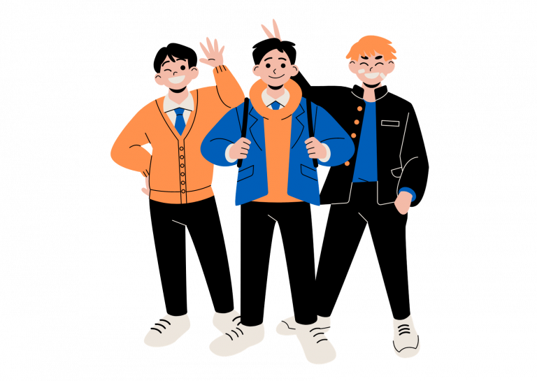 Yorkshire School Kids